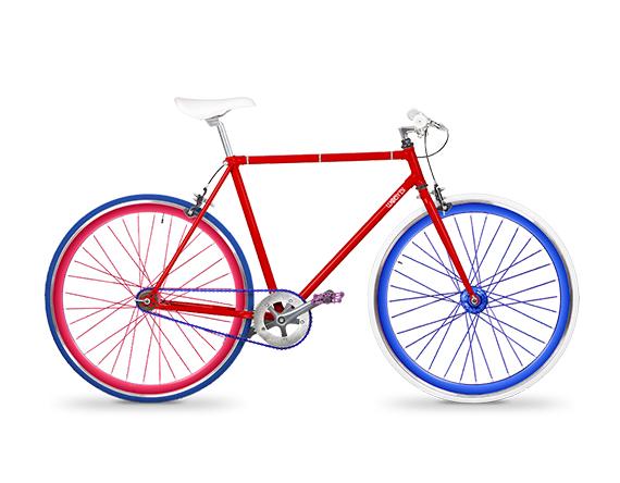 SoHo-Rojo-Mobike